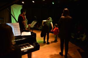 Campaña Escolar ¡Menudo Concierto! @ Sala Luis Galve. Auditorio de Zaragoza