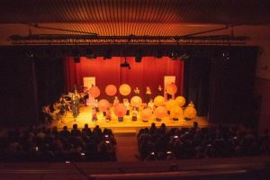 Concierto de Navidad @ Centro Cívico Río Ebro (Edificio Fernández Ordóñez)
