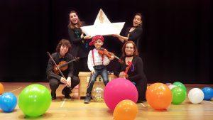 Concierto en Familia ¡Menudo Concierto! @ Auditorio de Zaragoza